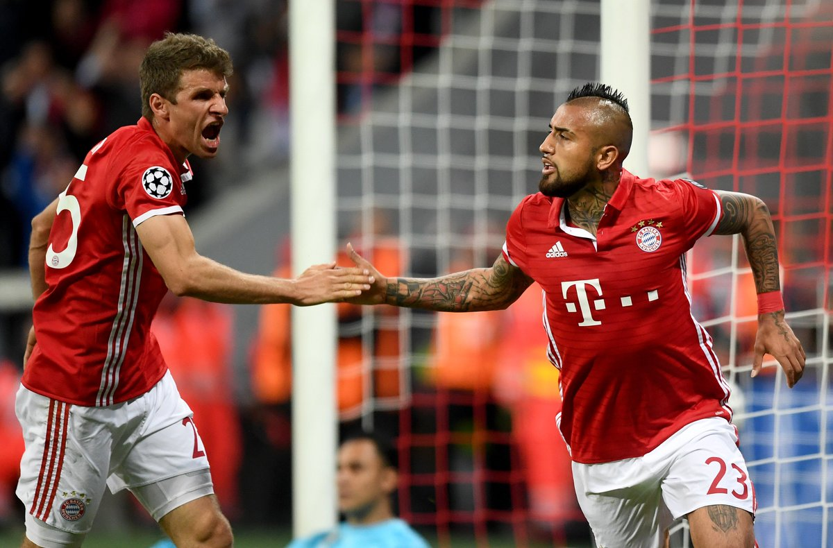 Bayern Munich vs Real Madrid Highlights