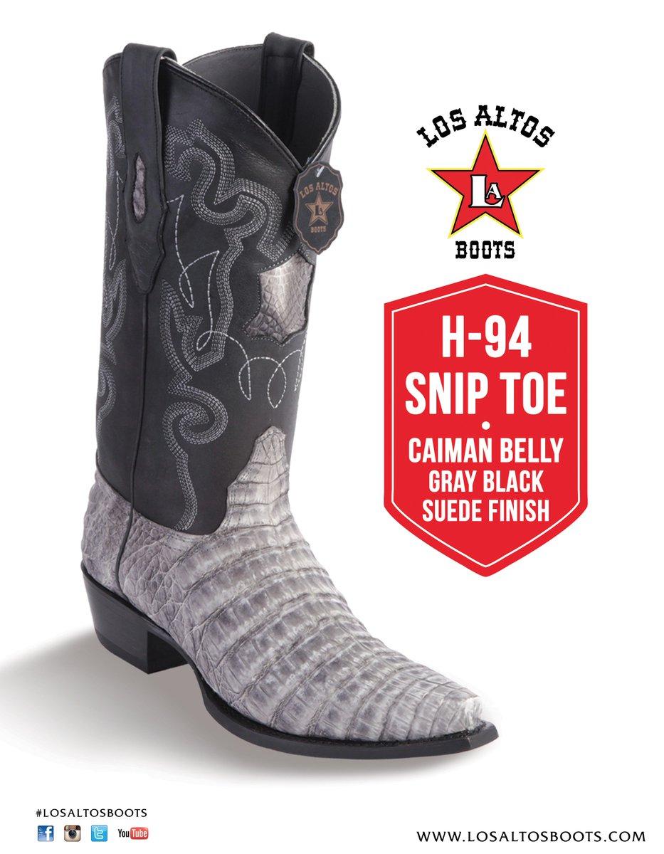 2f300b1e48f Los Altos Boots on Twitter: