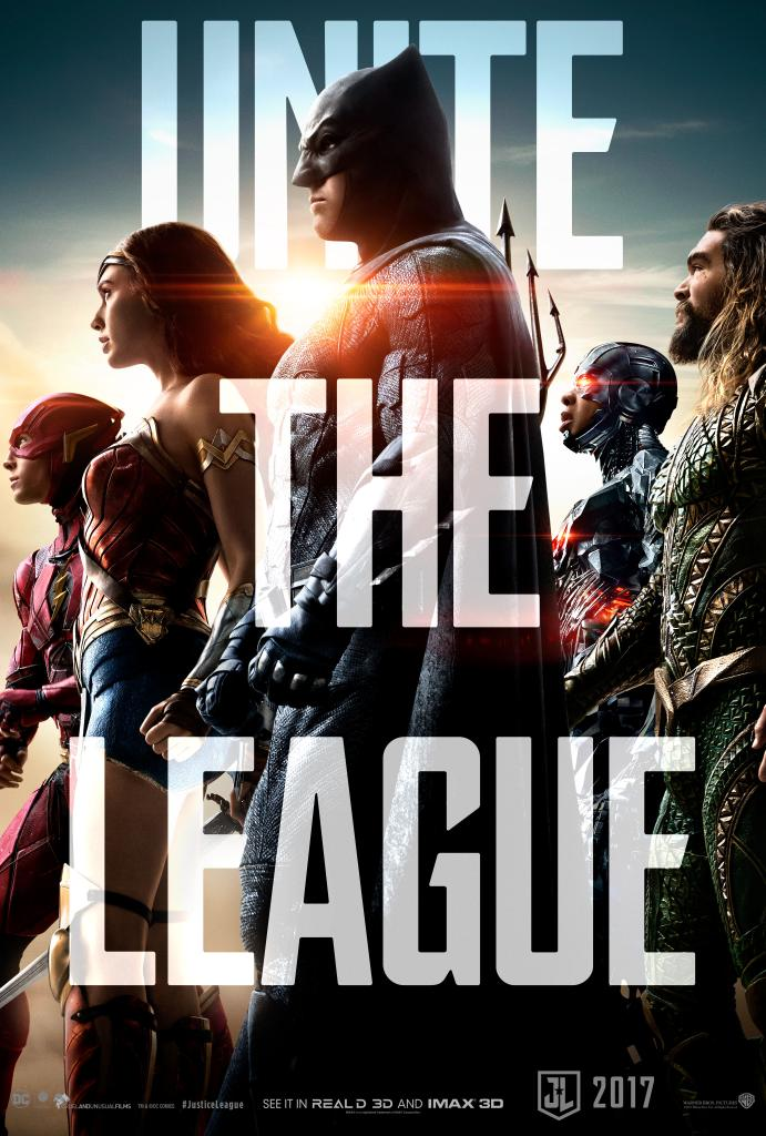 Roll call! Name your favorite superhero in the comments. #JusticeLeague #UniteTheLeague