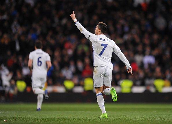 Криштиану Роналду установил европейский рекорд
