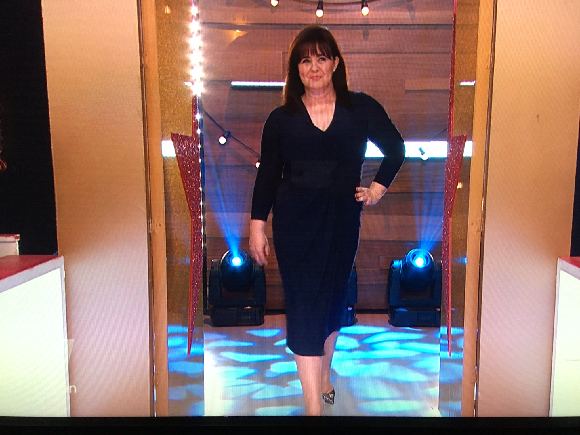 RT @loosewomen: OOOoooooh.... What do you think of our @NolanColeen's new look?! https://t.co/aDVFCMGzV2