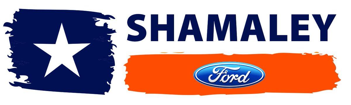 Shamaley Ford El Paso >> Shamaley Ford On Twitter Our New Shamaley Ford Logo