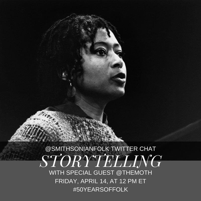 Thumbnail for Storytelling - #50YearsofFolk