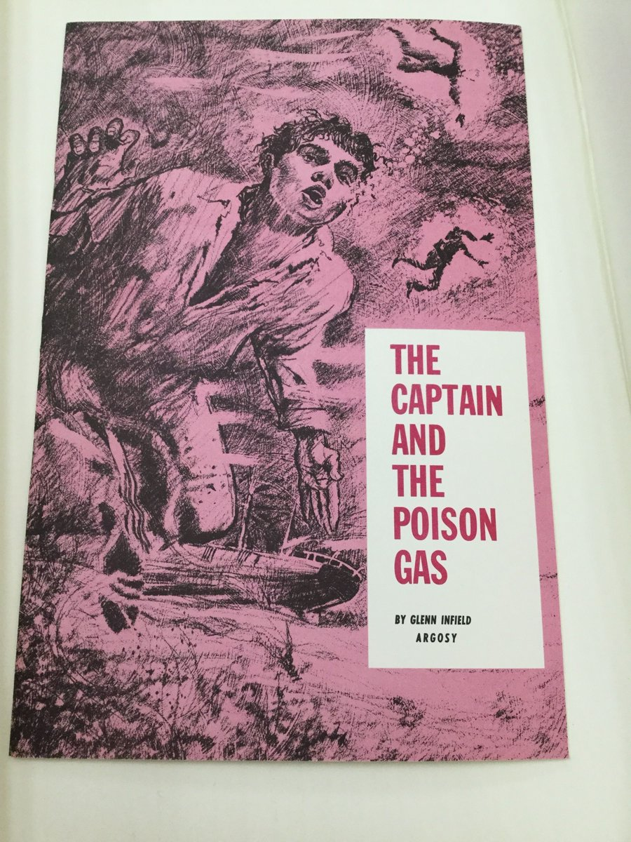 gumberg library gumberglibrary twitter from our michael musmanno collection in the special collections glenn infield retells the story of musmanno s experience mustard gas pic com