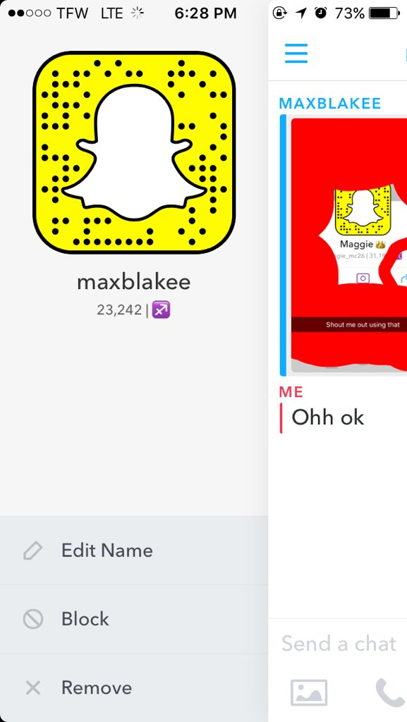 Snapchat shoutout accounts