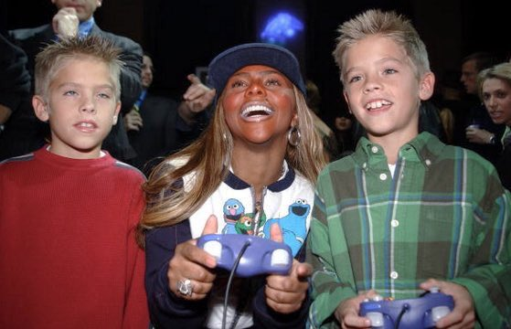 GameCube launch with Lil Kim was 🔥