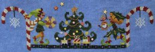 Santa's Cabinet Elves