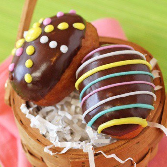 13 Chocolate Treats for Easter Breakfast
