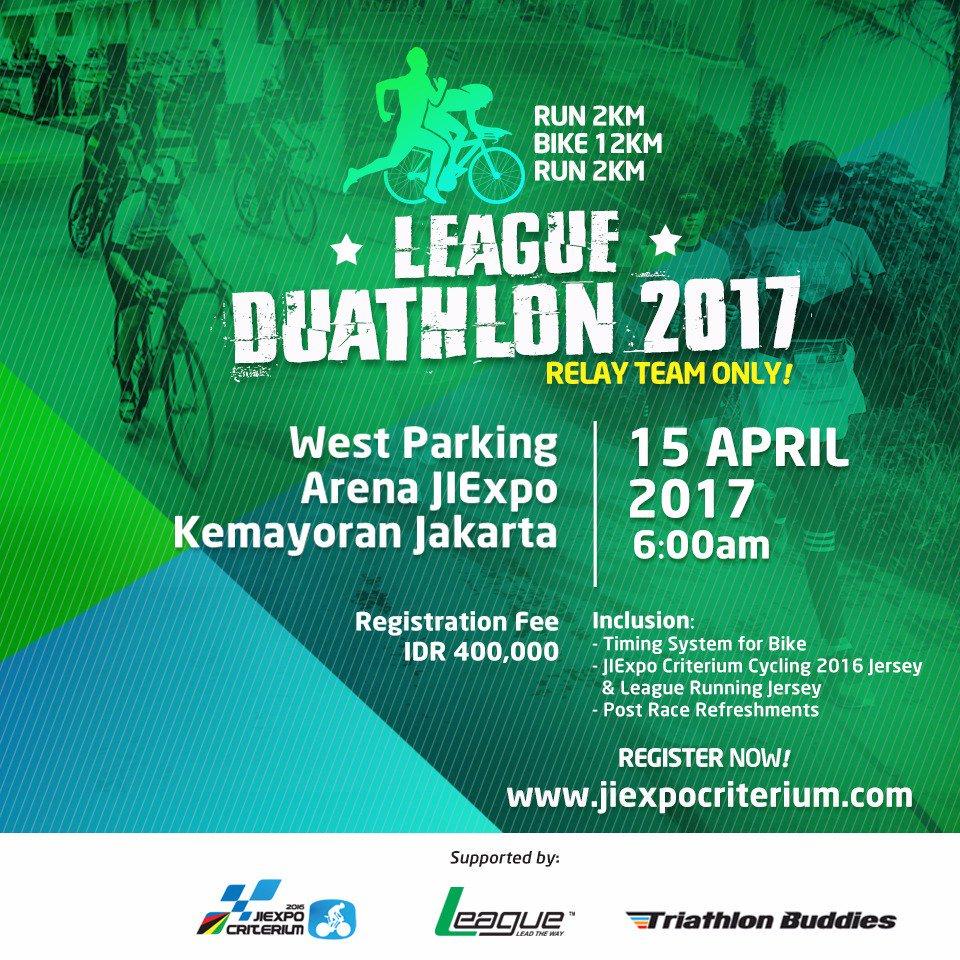 League Duathlon • 2017