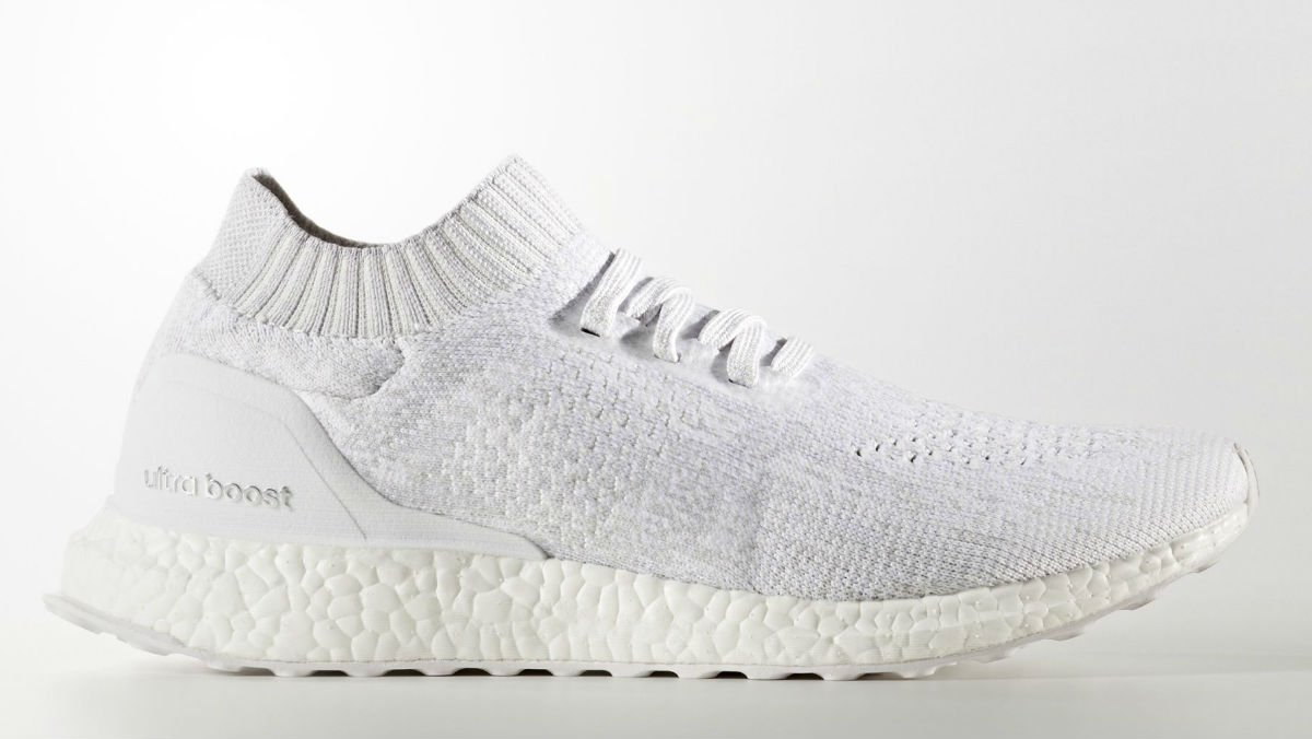 Adidas Ultra Boost Uncaged  Triple White 2.0  releasing this summer. https   992186d0b