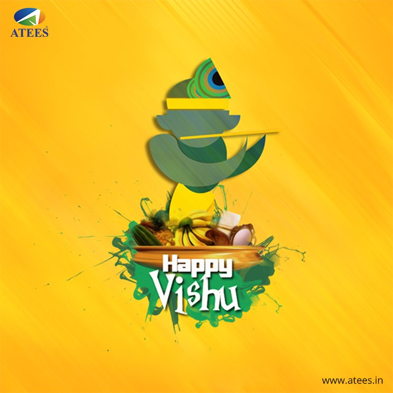 May this fresh New Year spread waves of joy and abundance in the hearts of everyone. Wishing all a prosperous Vishu. #happy #vishu<br>http://pic.twitter.com/VwjJSVDYkR