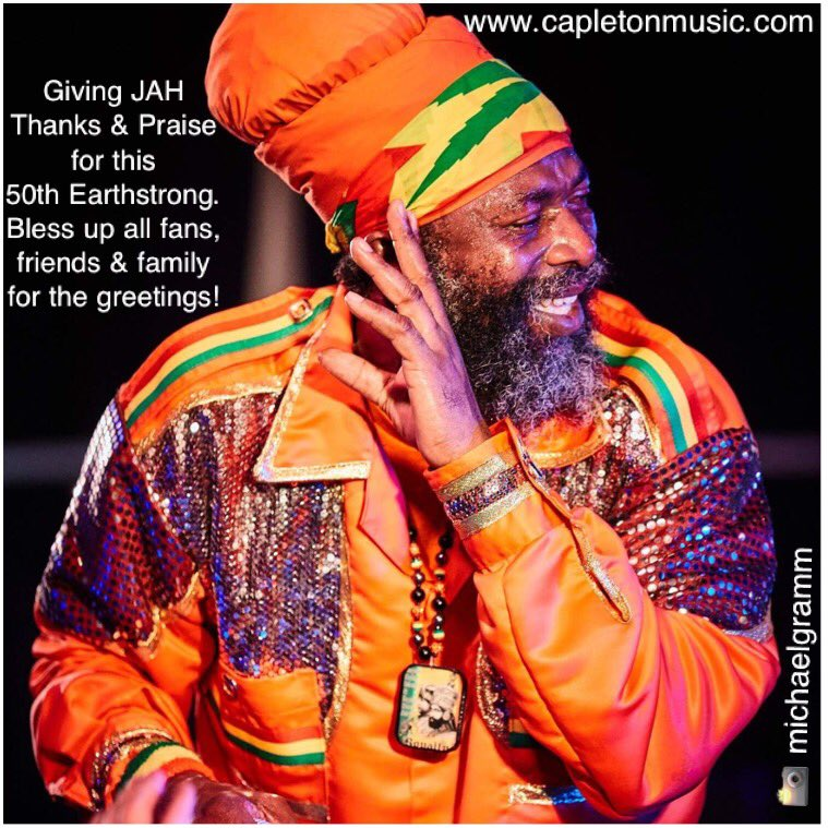 Capleton king shango on twitter giving jah thanks praise for capleton king shango on twitter giving jah thanks praise for this 50th earthstrong bless up all fans friends family for the greetings m4hsunfo