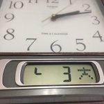 誰か解読たのむw時計のカレンダーが意味わからないw