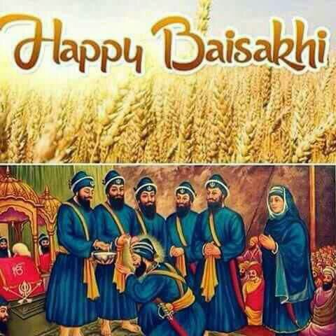 Happy Baisakhi Greetings and Messages   IMAGES, GIF, ANIMATED GIF, WALLPAPER, STICKER FOR WHATSAPP & FACEBOOK