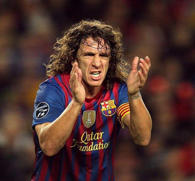Happy Birthday El-Capita Carles Puyol Saforcada FELICITATS!!!