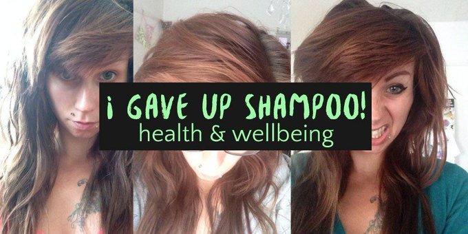 Hair Care: No 'Poo