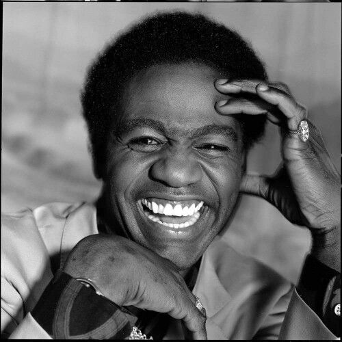 Discosoulgold : Happy Birthday to Al Green from (via message