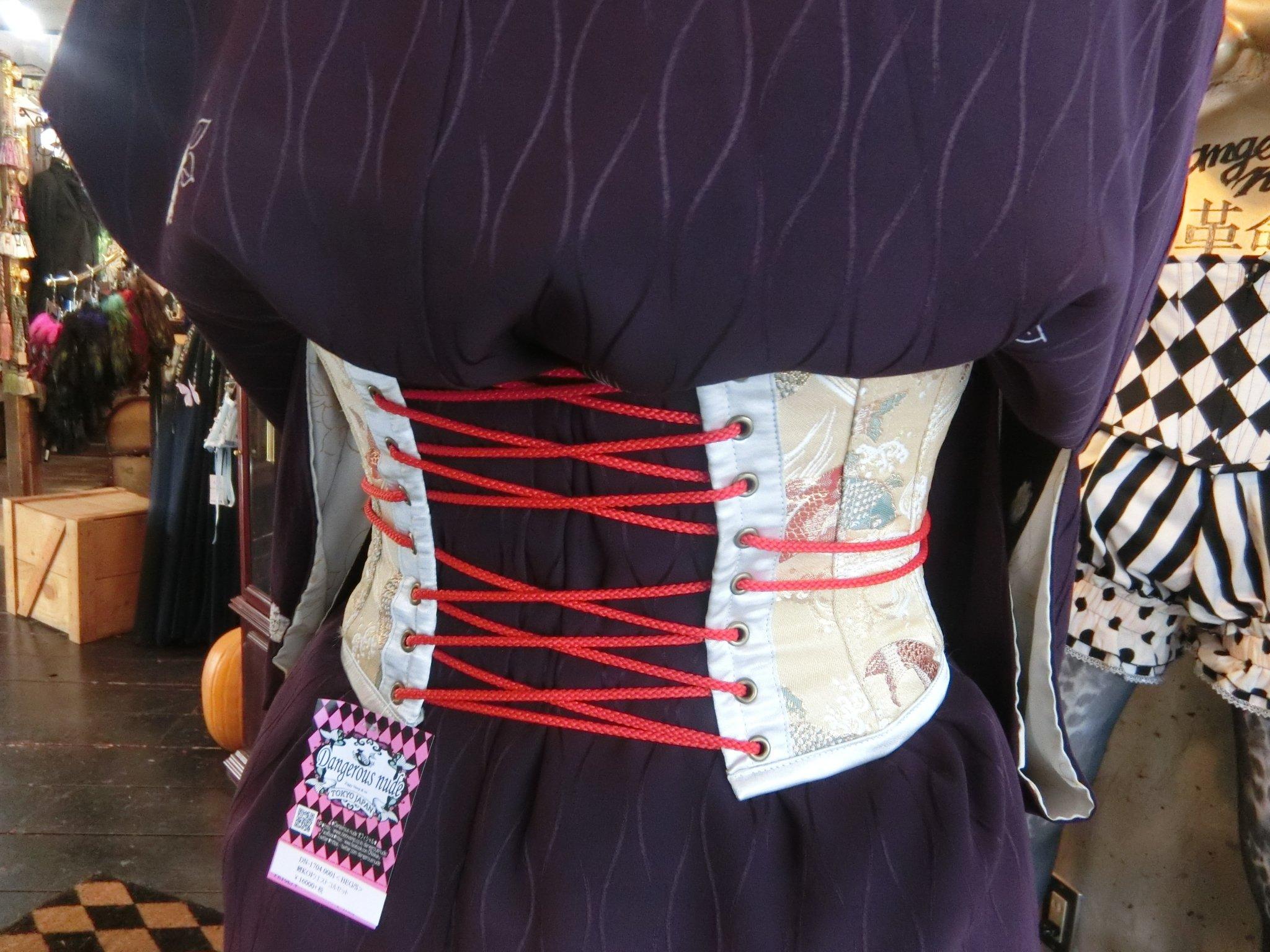 ★セレクトブランド・LunaRossa corsetコルセット★ | Dangerous nude