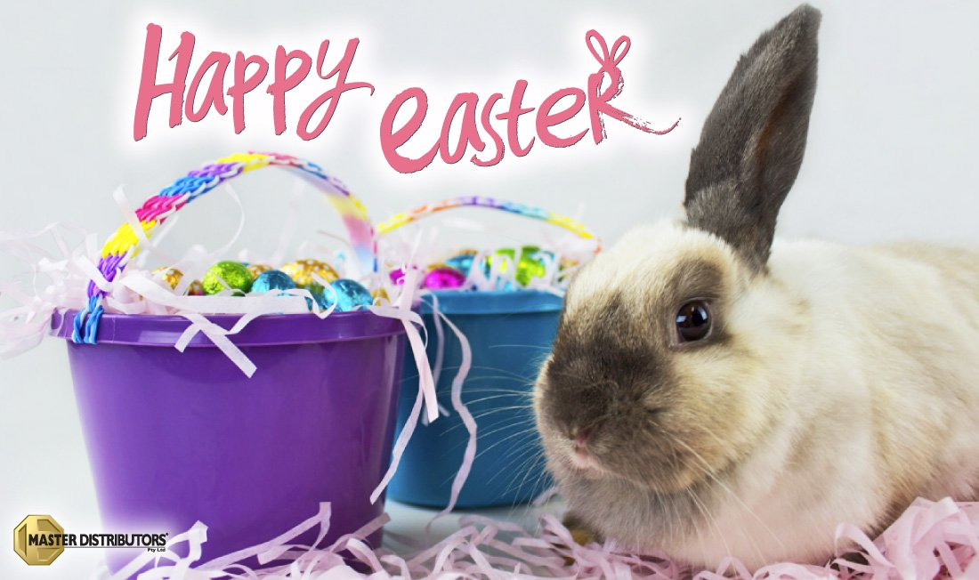 Wishing you all a happy and safe Easter. 🐰💞🐣