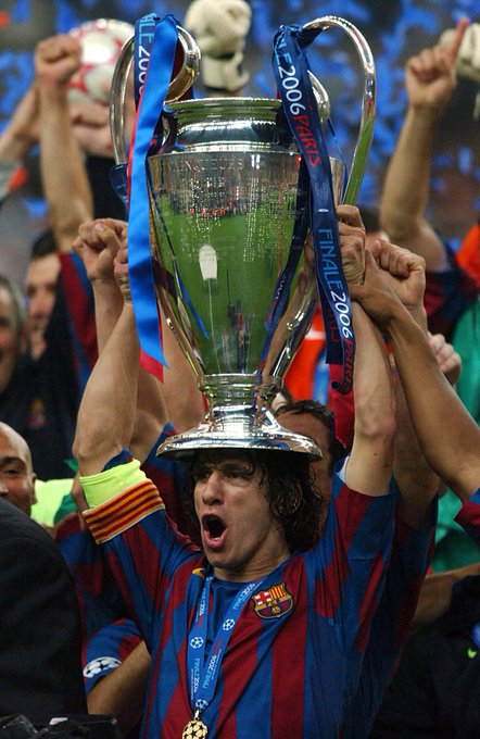 Carles Puyol...  - Seasons: 15  - Games: 663  - Trophies: 21  Happy birthday to the Barcelona legend