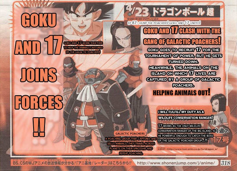 Ken Xyro On Twitter DBS Episode 87 Details Thanks To YonkouProd For The Raw Scan Tco MOk0M9iBza
