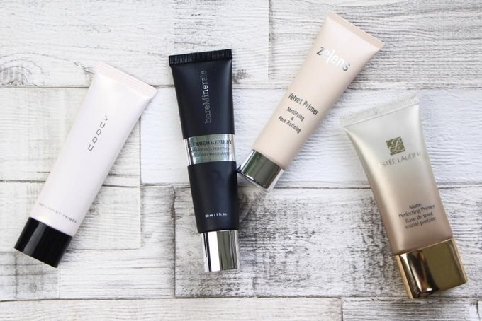 Tried and Tested: Primers for Oily Skin