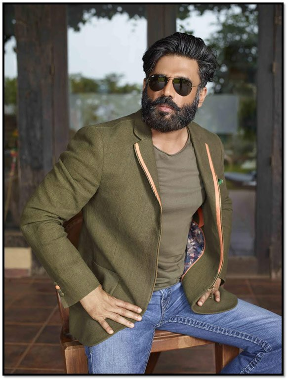 Sunil Shetty  IMAGES, GIF, ANIMATED GIF, WALLPAPER, STICKER FOR WHATSAPP & FACEBOOK