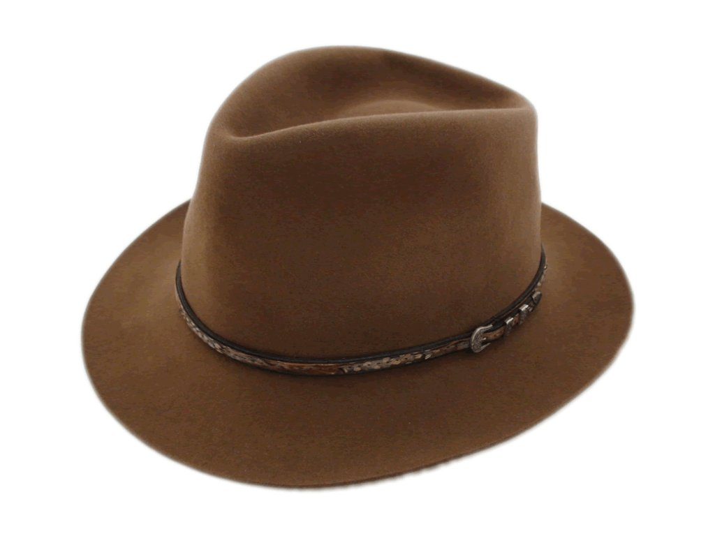 ba3e9213dbc ... Fur Felt Cowboy Hat Size 7 1 8″ http   bernardhats.com hat-store dress- hats stetson-gun-club-eddie-bauer-brown-cowboy-hat   …pic.twitter.com nrTrCekVRe