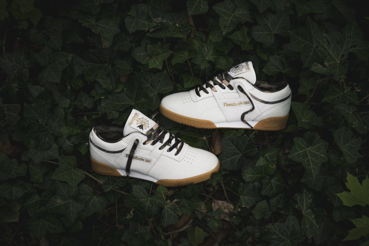 Shop now: the Reebok Workout Lo Clean x Sneaker Politics.   http://solebox.shop/ReebokxSneakerPolitics …