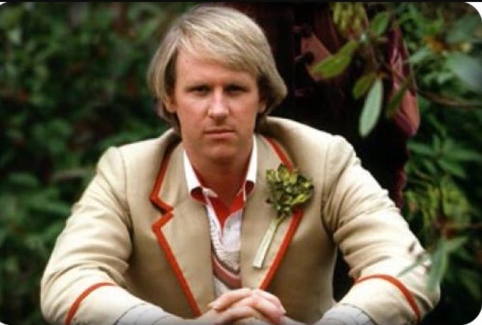 Happy birthday to one of my favourite Doctors Peter Davison who turns 66 today