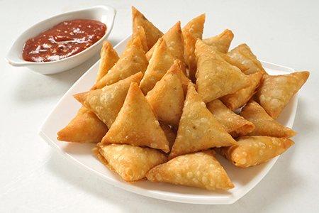 I want samosas 😢😭