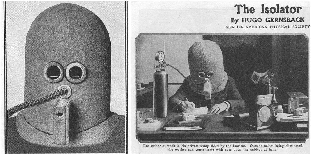 """海外B級ニュース on Twitter: """"1925年に発明された集中力を飛躍的に ..."""