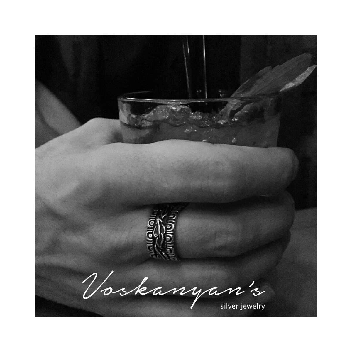 ring #Thalassa (sea)- GARNI pagan collection In #GarniTemple mosaic is written #Ocean-Father of gods &amp; #Sea-Mother of #Aphrodite #voskanyans<br>http://pic.twitter.com/dqcTGVkVKr