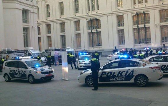Intento de atentado terrorista en pleno centro de Madrid