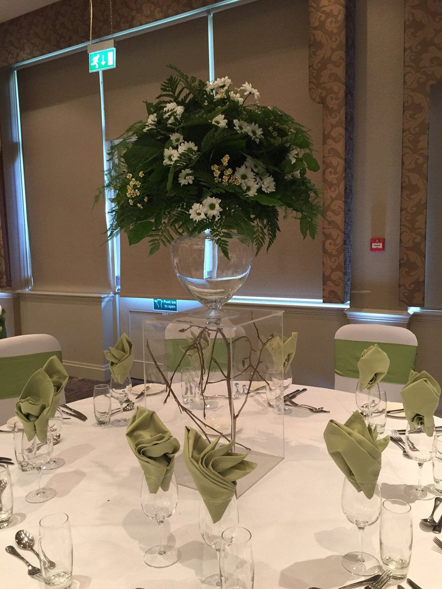 Springbank Flowers On Twitter An Irish Themed Spring Ball At