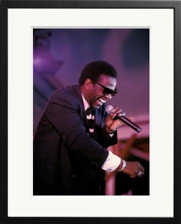 Happy Birthday Al - Al Green performing at the Vienne Jazz Festival, 1994.