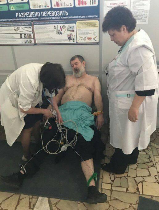 У Мальцева при задержании случился сердечный приступ: он не может говорить
