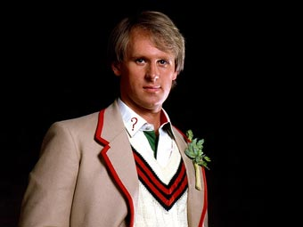 Happy Birthday to the Fifth Doctor, Peter Davison!