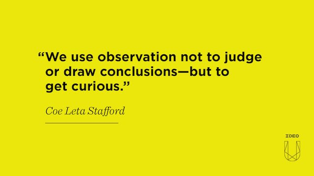 "IDEO U on Twitter: ""Insights for Innovation is open! Lessons begin Monday.  Join us: https://t.co/xYkIqlKSuo #IDEOU… """