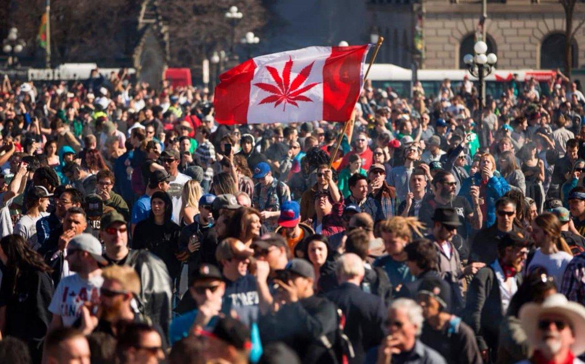 Canada introduces legislation to allow recreational use of marijuana