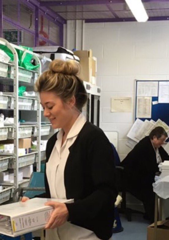 and not to forget our clinical trials team @pharmacylthtr supporting @LancsResearch @LancsHospitals #pharmacy24 https://t.co/k5upVCSoKK