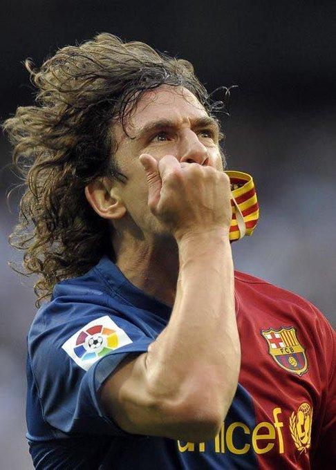 Happy Birthday Carles Puyol  Wszystkiego Najlepszego Mistrzu