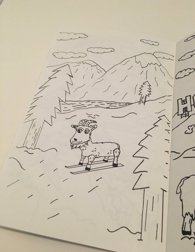 Co coloring book shop - You Goat Mail On Twitter We Ve Goat A Problem A Goat Filled Adventurous Coloring Book Shop Https T Co Kti0qh24se Https T Co Ewvqnaxyht