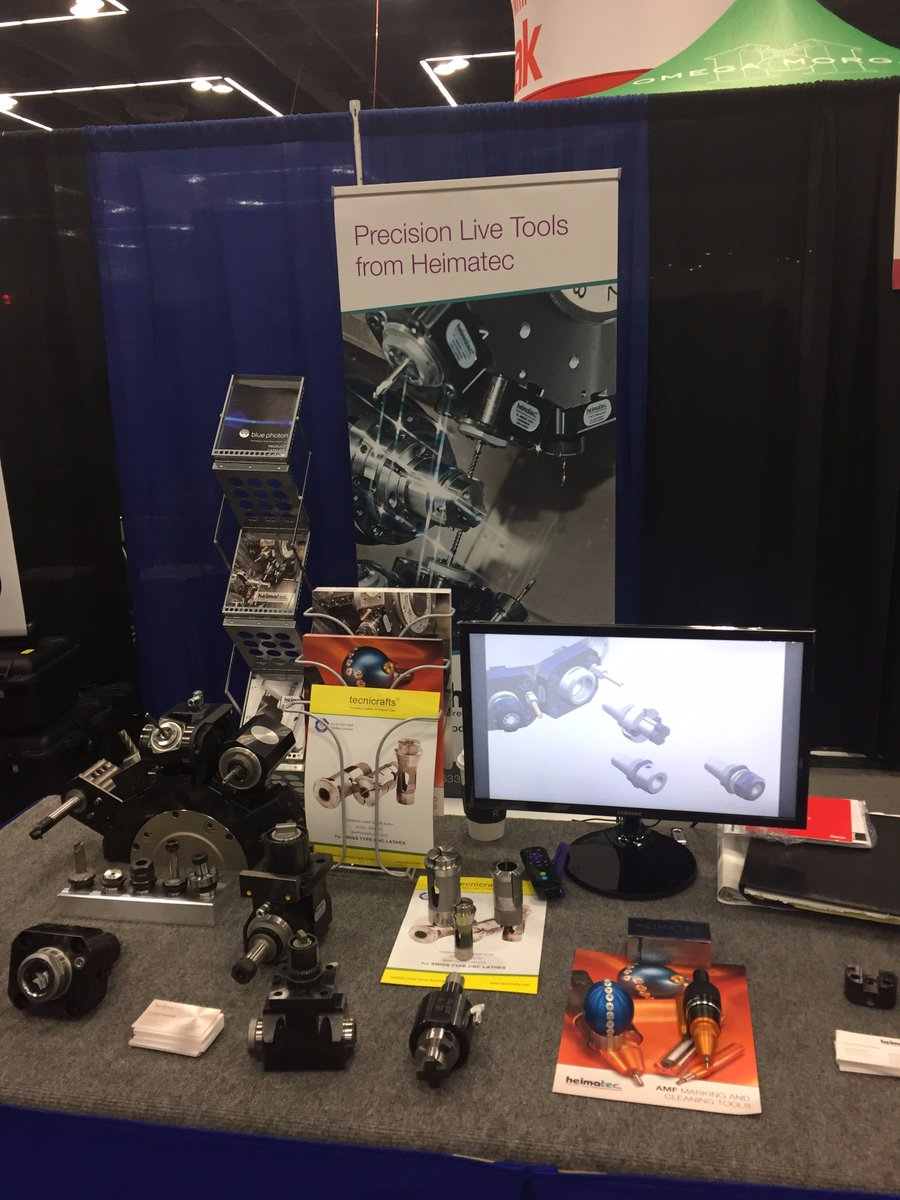 Platinum Tooling Technologies Inc On Twitter Day 2 At The