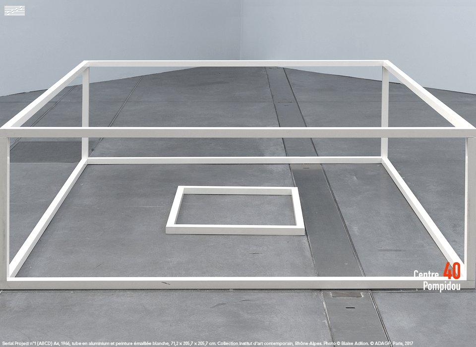 Centrepompidou40 info en direct news et actualit en for Art minimal pompidou