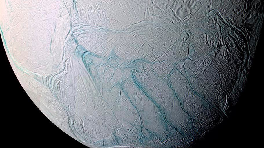 Not many have heard of the tiny world Enceladus but NASA reckons it could harbour life #Cassini
