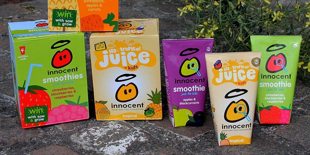 innocent smoothies price