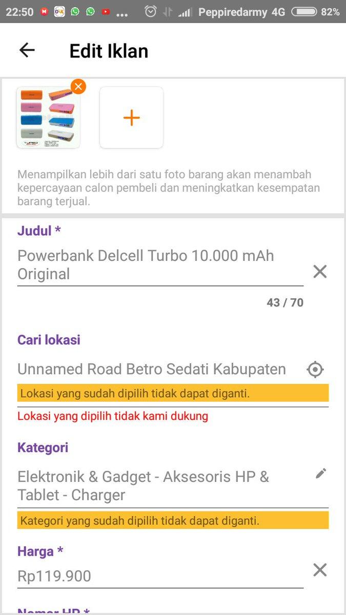 Olx Indonesia On Twitter Silakan Ulang Kembali Setelah Kamu Clear