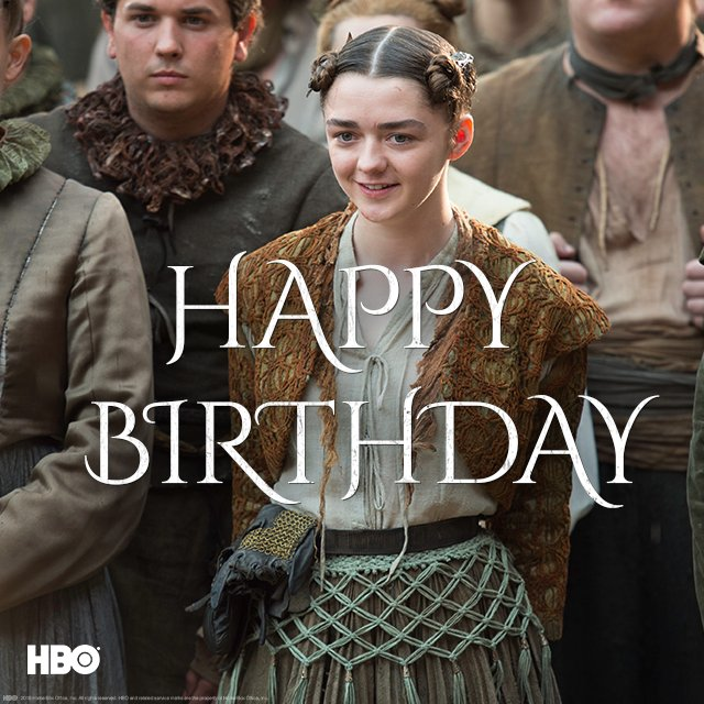 A girl is another year wiser. Happy birthday,