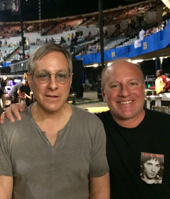Wishing the Mighty Max Weinberg of the a very happy 66th birthday.